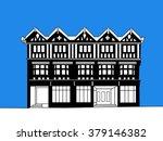 a digital illustration of a... | Shutterstock . vector #379146382