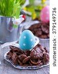 Easter Chocolate Crispy Cakes ...