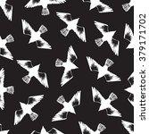 bird pattern | Shutterstock .eps vector #379171702