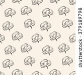 seamless vector pattern with... | Shutterstock .eps vector #379189798