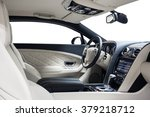 car interior luxury. interior... | Shutterstock . vector #379218712