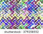 abstract decorative texture... | Shutterstock . vector #379258552