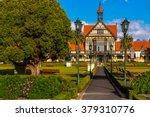 Rotorua Museum And Park At...
