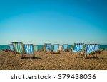 brighton beach | Shutterstock . vector #379438036