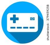 medical insurance card long...   Shutterstock .eps vector #379459258