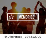 memories aged emotion photo... | Shutterstock . vector #379513702
