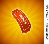 winner lottery ticket eps 10 | Shutterstock .eps vector #379525438