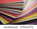 glossy pvc plastic cards to... | Shutterstock . vector #379621972