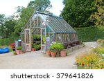 Garden Greenhouse With Cold...