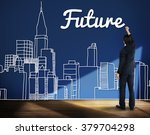 future imagine development... | Shutterstock . vector #379704298
