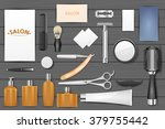 easy to edit vector... | Shutterstock .eps vector #379755442
