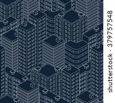 abstract seamless pattern.... | Shutterstock .eps vector #379757548