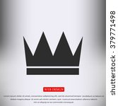crown icon | Shutterstock .eps vector #379771498