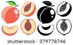 vector illustration. collection ... | Shutterstock .eps vector #379778746
