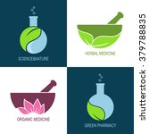 set of icons and emblems for... | Shutterstock .eps vector #379788835