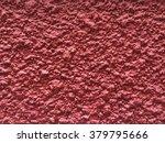 red wall texture | Shutterstock . vector #379795666