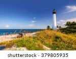Lighthouse On The Florida Beac...