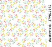 vector abstract seamless...   Shutterstock .eps vector #379811992