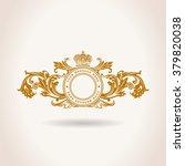 vintage crest decorative...   Shutterstock .eps vector #379820038