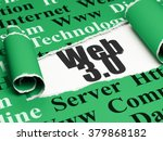 web development concept  black... | Shutterstock . vector #379868182
