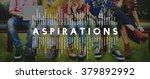 aspiration imagination...   Shutterstock . vector #379892992