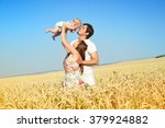 family portrait. picture of... | Shutterstock . vector #379924882