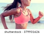 cardio running workout   upper... | Shutterstock . vector #379931626