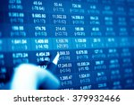 stock market information and... | Shutterstock . vector #379932466