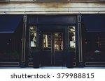 Exterior Of Luxury Restaurant...