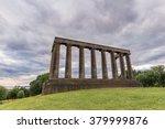 national monument of scotland... | Shutterstock . vector #379999876
