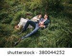 wedding  love  spring  summer.... | Shutterstock . vector #380044252