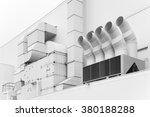 supermarket ventilation system | Shutterstock . vector #380188288