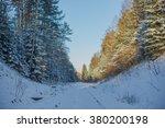 forest | Shutterstock . vector #380200198