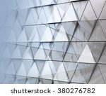 abstract architectural ... | Shutterstock . vector #380276782