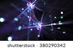 abstract colorful fractal... | Shutterstock . vector #380290342