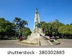 campo de santana park in... | Shutterstock . vector #380302885