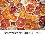 Dried Slices Of Orange ...