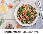 Quinoa Salad With Broccoli...