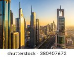 dubai  uae   november 24  ... | Shutterstock . vector #380407672