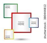 minimal web template