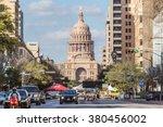 austin  tx usa   circa february ... | Shutterstock . vector #380456002