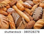 Fresh Fragrant Bread On The...