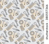 seamless background pattern... | Shutterstock .eps vector #380557366
