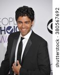 Small photo of LOS ANGELES, CA - JANUARY 7, 2015: Adrian Grenier at the 2015 People's Choice Awards at the Nokia Theatre L.A. Live downtown Los Angeles.