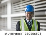 portrait of a male indian ...   Shutterstock . vector #380606575