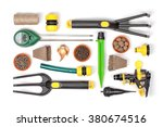 Garden Tools And Essentials On...