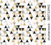 abstract seamless pattern with... | Shutterstock .eps vector #380713942