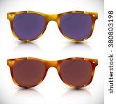 Vintage Tortoise Sunglasses...