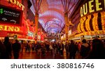 las vegas  nevada   february 5  ... | Shutterstock . vector #380816746