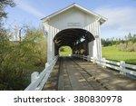 Covered Bridges Of Oregon ...